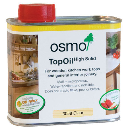 OSMO TopOil 3058 CLEAR, MATT